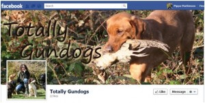 Totally Gundogs on Facebook