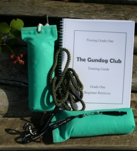 gundog equipment