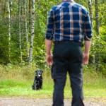 6 steps to a basic back cast: gundog handling made easy