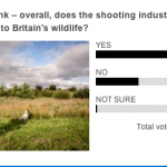 Countryfile wants your vote on shooting