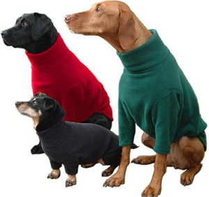 hotterdog fleece